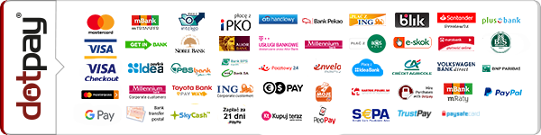 logotypy płatności
